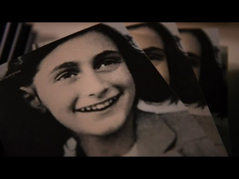 Hidden Pages of Anne Frank's Diary Revealed