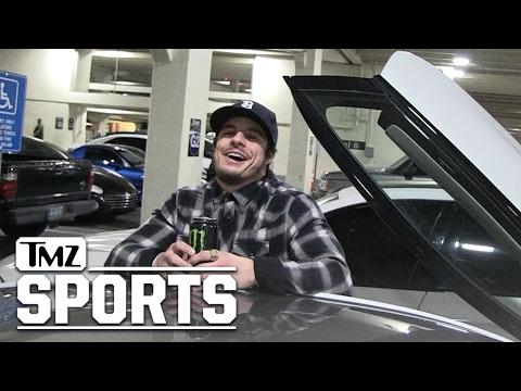 Casper Smart Says He's Training MMA To Be A Movie Star | TMZ Sports