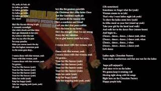 R. Kelly - Ladies Night (Treat her like heaven)