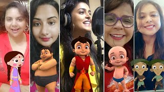 Download All characters of CHHOTA BHEEM | Live Dubbing