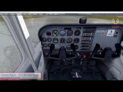 TUTORIAL Circuito di traffico VFR - Air Sicilia Virtual ACADEMY