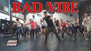 """BAD VIBE"" - M.O x Lotto Boyzz x Mr Eazi | Choreography by James Deane"