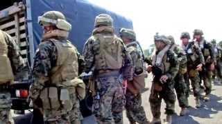 Marines Embark Cartagena, Colombia from USS America (LHA 6) thumbnail