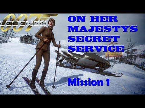 007 Legends: On Her Majestys Secret Service Mission 1/2