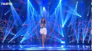 Samantha Jade: What You've Done To Me - The X Factor Australia 2012 - TOP 3 - Grand Final