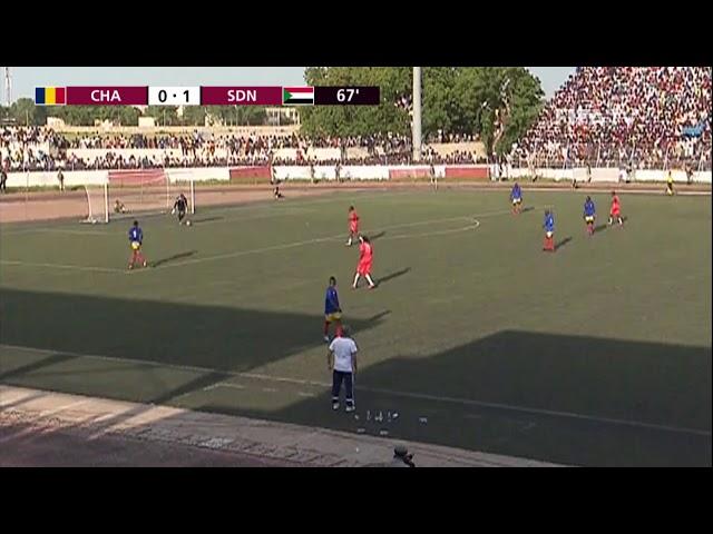 Chad v Sudan - FIFA World Cup Qatar 2022™ qualifier