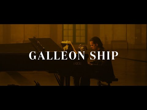 Galleon Ship - IDIOT PRAYER: Nick Cave Alone at Alexandra Palace