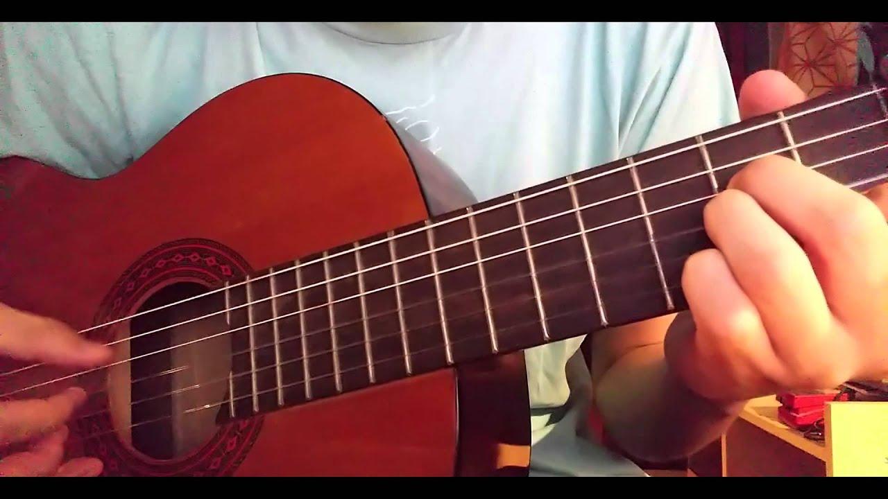 Gravity Falls Theme - guitar cover - YouTube