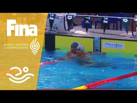 LIVE - Swimming Day 6: Hajos Pool A | FINA World Masters Championships 2017 - Budapest
