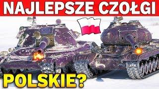 POLSKIE CZOŁGI SĄ NAJLEPSZE? - World of Tanks