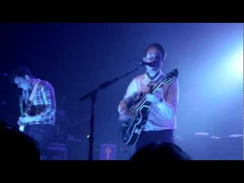 Two Door Cinema Club - Something Good Can Work @ Capitol, Offenbach, 21-11-12