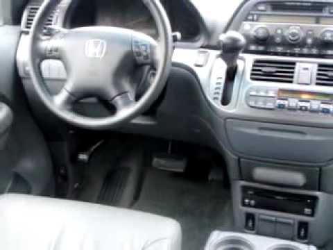 2007 Honda Odyssey EX L Honda Of Tiffany Springs Kansas