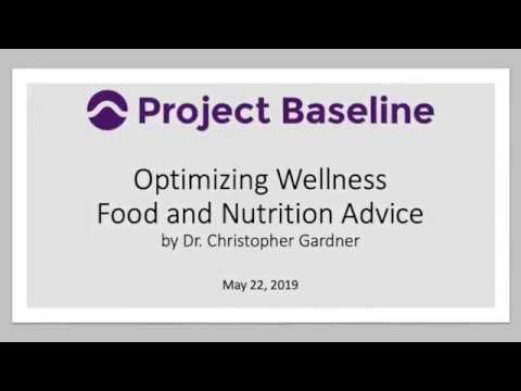 The Food In The Fad: Optimizing Wellness Through Food And Nutrition