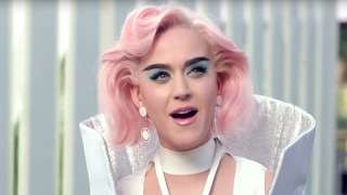 "5 OMG Moments from Katy Perry's ""Chained to the Rhythm"" Music Video"