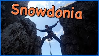 Parsons Nose and Clogwyn Y Person Arete - The Best Classic Route in Snowdonia?