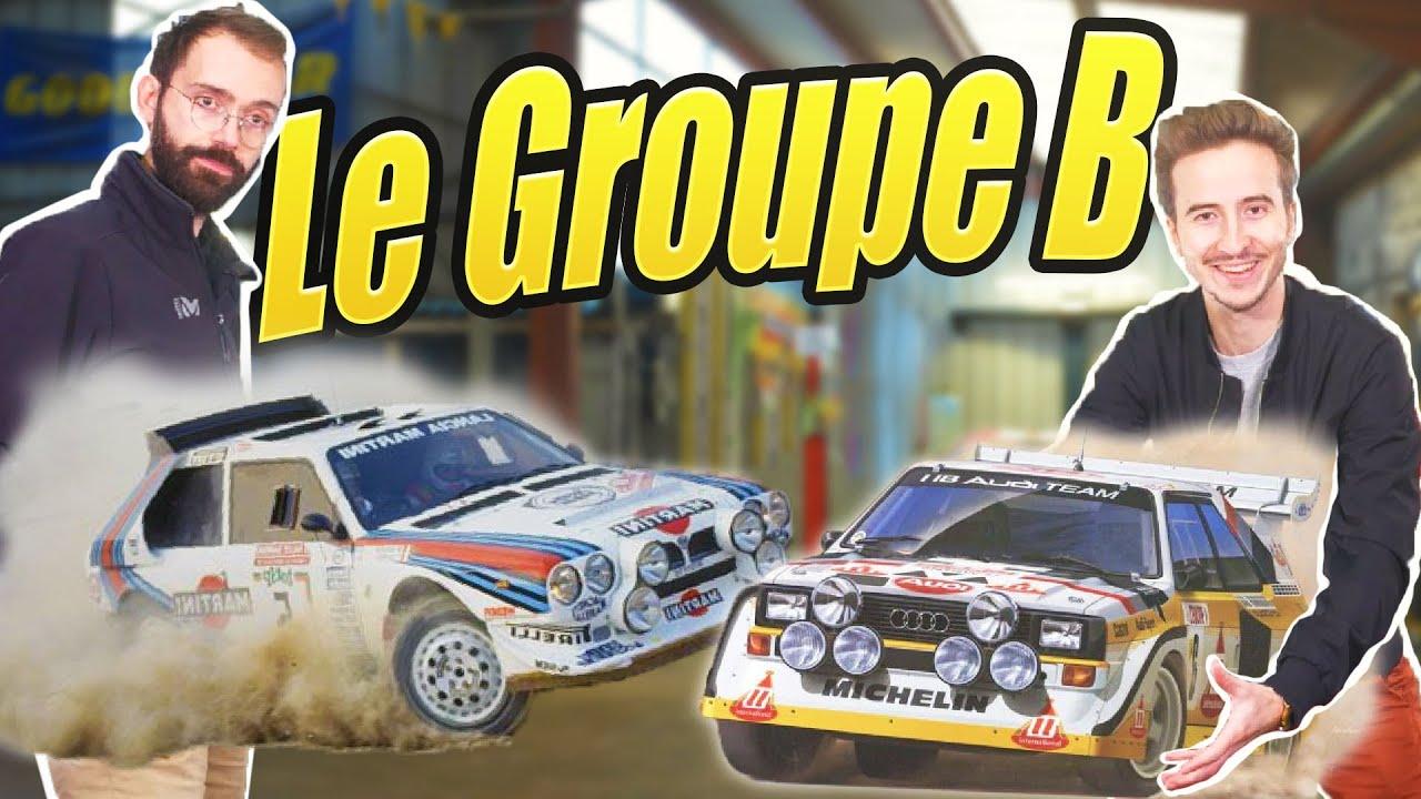 Download Vultech - Le Groupe B : LE RALLYE DE LA MORT