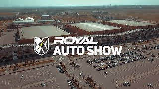 Royal Auto Show 2019 СПБ Лучшее