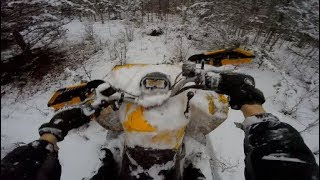 Can-am Renegade First Ride | GoPro