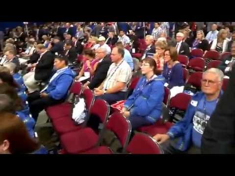 SmartCEO with Alaska delegation at Republican National Convention