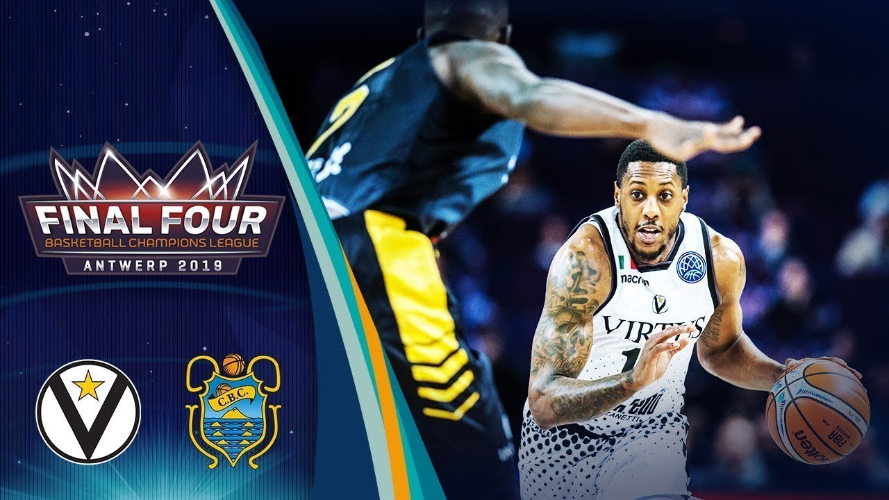 Segafredo Virtus Bologna v Iberostar Tenerife - Full Final Game -Basketball Champions League 2018