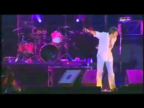 Hombres G & El canto del loco -Son sueños en vivo  Vicente Calderon