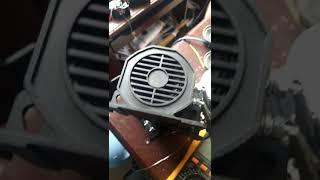 12V-80V electric train backup reverse alarm horns for trucks