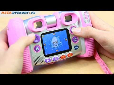 Kidizoom Camera Connect / Aparat Kidizoom Twist Plus - VTech - .MegaDyskont.pl ...
