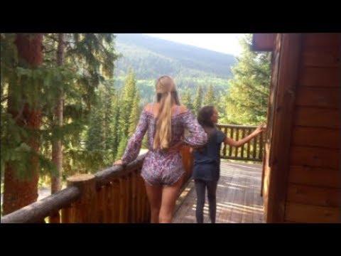 breckinridge cabin tour