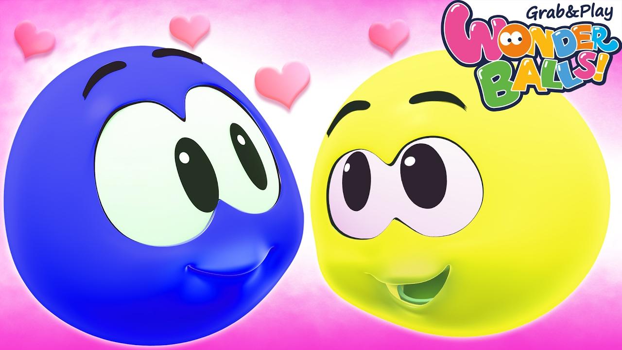 cartoon wonderballs valentine u0027s day special funny cartoons for
