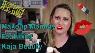 Makeup Monday Feat. 💄👄👁 Kaja Beauty Bento Bouncy Shimmer Eye & Mood Balm Lip Moisturizer
