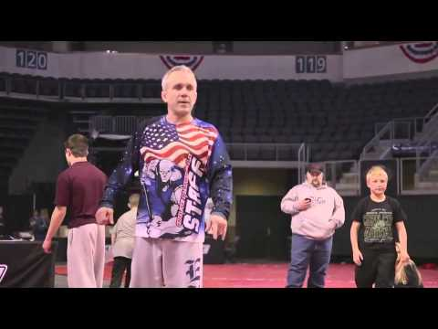 Wrestling Technique Clinic Presented By Eric Akin