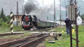 Pozdravy,houkání,troubení,pískání vlaků