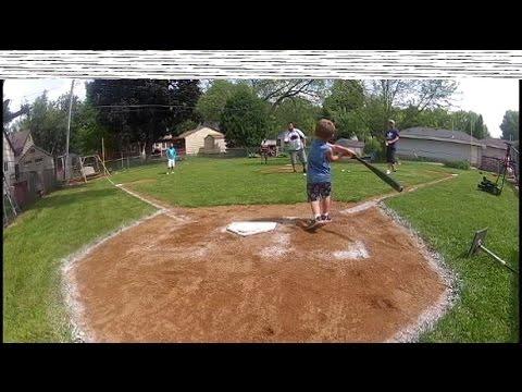 Crystal offers backyard fields of dreams - YouTube