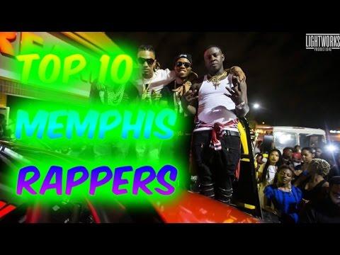 Top 10 Memphis, TN Rappers