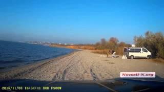 Видео Новости-N: В Николаеве среди бела дня воруют песок