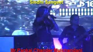 Sindhi Female Singer India - Sindhi Famous Song Damadum Mast Kalander Liver
