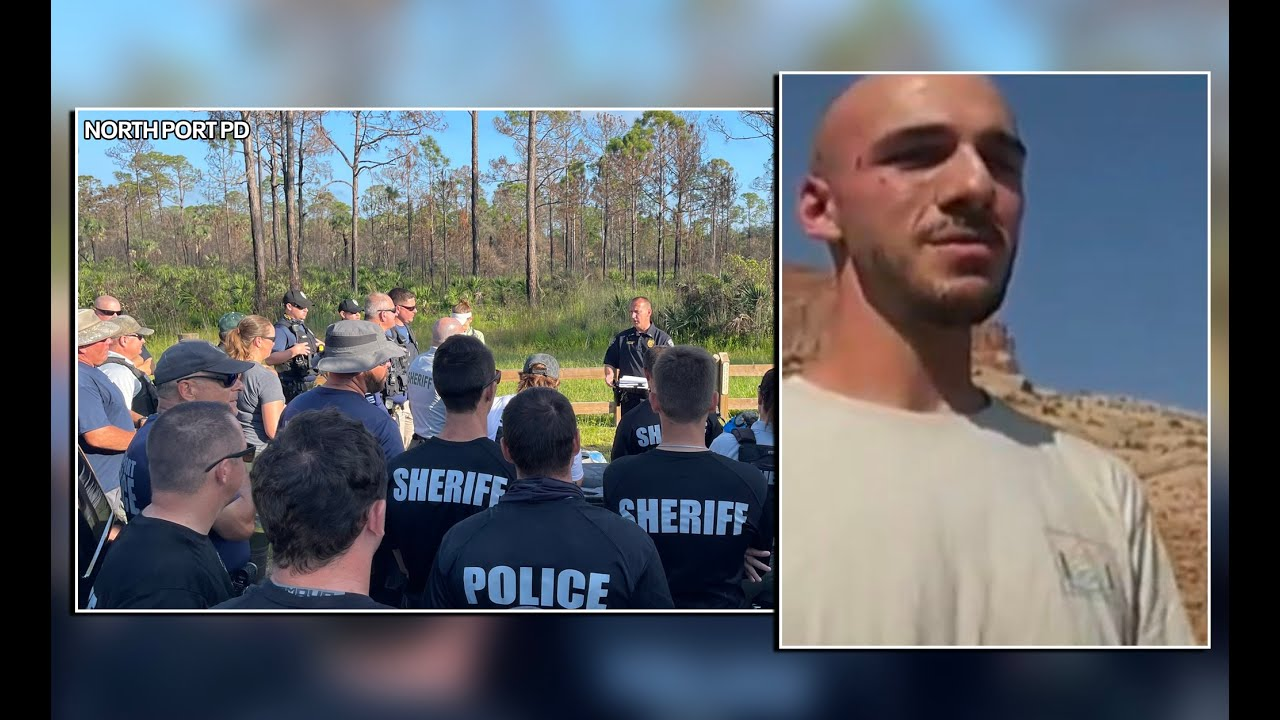 Download Officers defend fruitless search for Brian Laundrie in Sarasota reserve