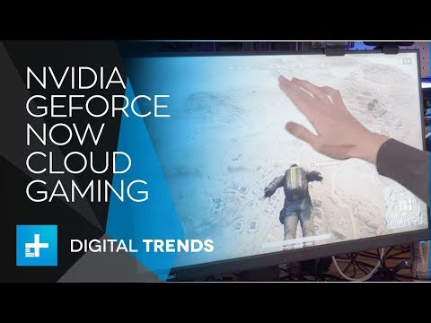 Nvidia GeForce Now - Cloud Gaming Preview