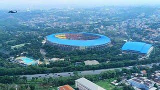 Pembangunan Stadion JATIDIRI Semarang, Atap Dan Sigle Seat Sudah Hampir Jadi