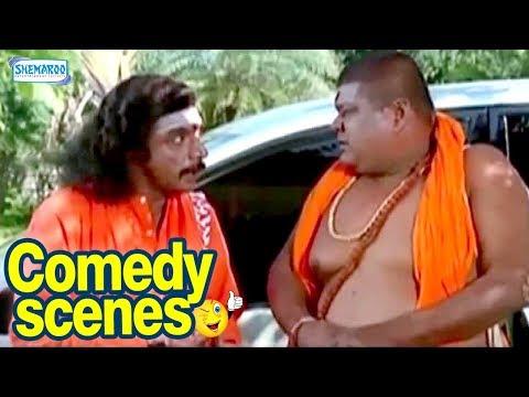 Kalpana movie Comedy - Scene 06 - Upendra - Kannada Comedy Scenes