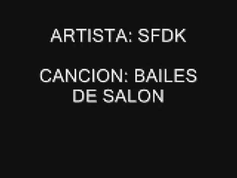 SFDK - Bailes de salon