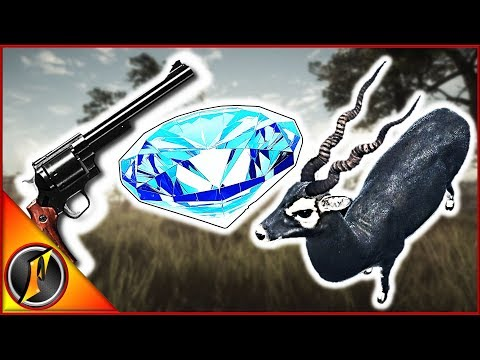 Diamond with the .357?!?  | theHunter Call of the Wild