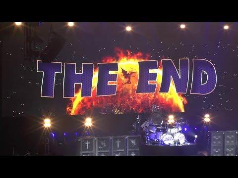 BLACK SABBATH - Live at the Tauron Arena in Krakow (Poland) - 2016/07/02 - The End Tour