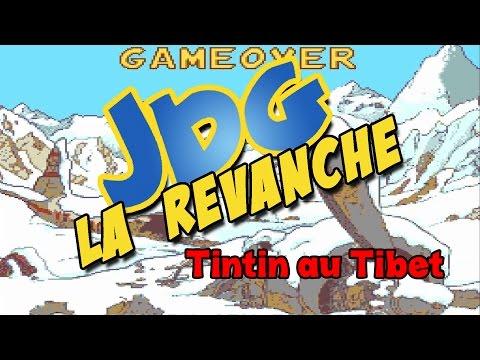 JDG la revanche - Tintin au tibet