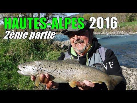 Hautes-Alpes 2016 (2ème partie) MICH PÊCHE