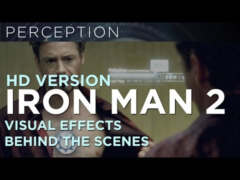 How to: Iron Man 2 VFX Before and After HD Version