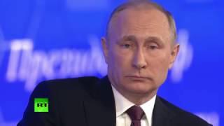 Пресс-Конференция Владимира Путина 2016