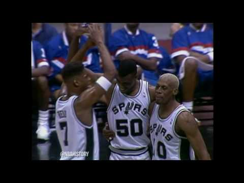 NBA Vault: David Robinson