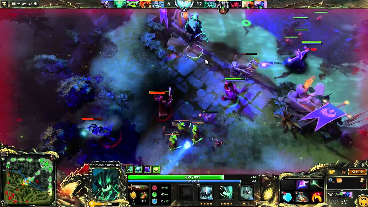Is Dota 2 Down Right Now