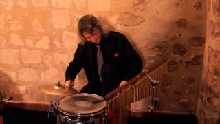 funny drummer performance solo on drums part 1 you must watch this now